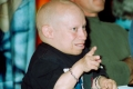 Vern Troyer at World of Wheels 2003